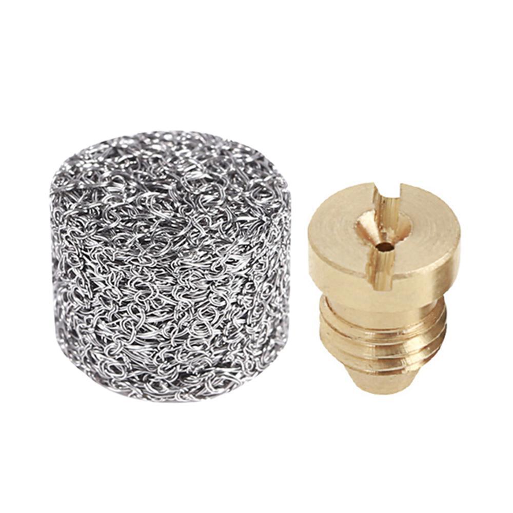 Stainless Steel Foam Lance Filter High Presure Car Washing Foam Pot Filter Cartridge Lance Mesh Tablet For Foam Generator Gun
