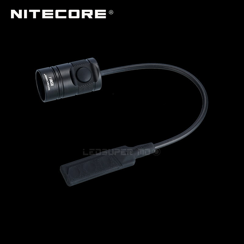 Portable Lighting Accessories <font><b>Nitecore</b></font> RSW1-1 Remote Switch for Flashlights MH12GT & <font><b>SRT7GT</b></font> & P12GT image