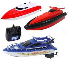 Kids RC Boat Super Mini Speed High Perfo