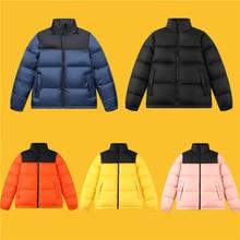 Down Cotton Jacket Trend Warm Men