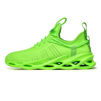 G157 Green-Couples Sneakers Casual Breathable Comfortable Sport Running Shoes