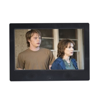AMS-10.1 Inch Digital Photo Frame Front Speaker 1024x600 Digitale Picture Music Video for Gift