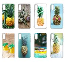 Soft Coque Case Relax Flamingos Pineapple For Huawei Honor Mate Nova Note 20 20s 30 5 5I 5T 6 7I 7C 8A 8X 9X 10 Pro Lite Play(China)