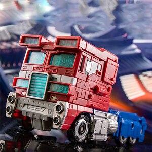 Image 3 - Transformação bpf ko mp10 MP 10 op comandante liga cerco série e3541 figura de ação robô crianças brinquedos deformação coleção