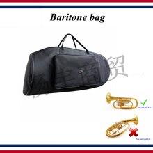 Водонепроницаемый портативный баритон рюкзак вертикальный ключ тенор-горн сумка