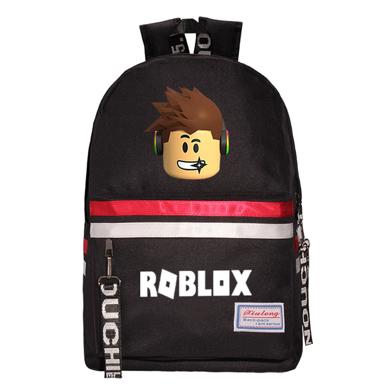 2019 Children Character Backpack Rucksack Nylon School Bag Personalised Pattern Zipper Kid Book Bag