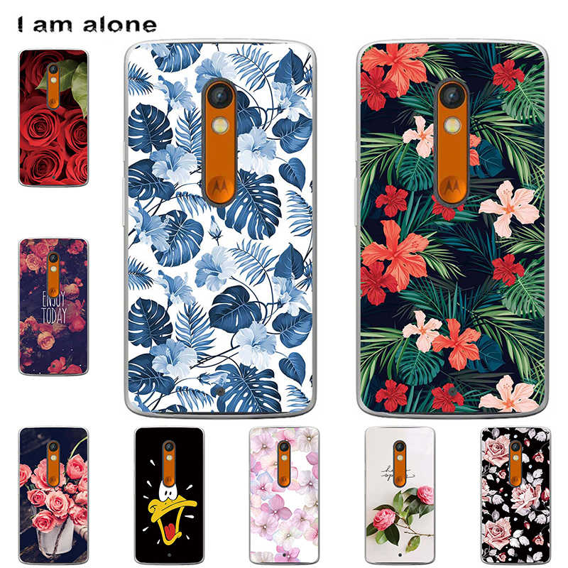 Phone Cases For Motorola Moto X Play 5.5 inch Hard Plastic Mobile Bags Cartoon Printed For Moto X Play Cover Free Shipping