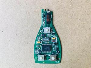 Image 2 - 3 Button Smart Remote Key 315mhz/433mhz fob for Mercedes Benz after 2000+ NEC&BGA replace NEC Chip