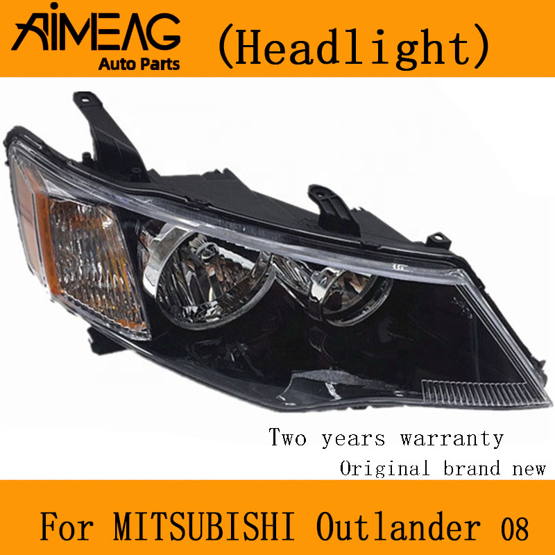 Made for  MITSUBISHI 08 Outlander Headlamp Assembly headlight|Lamp Hoods| |  - title=
