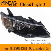 Made for  MITSUBISHI 08 Outlander Headlamp Assembly headlight|Lamp Hoods| |  -