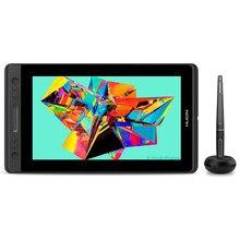 HUION KAMVAS Pro 13 GT-133 pióro wyświetlacz cyfrowy Tablet graficzny Monitor bez baterii 8192 poziomów pióro rysunek Monitor funkcja pochylenia