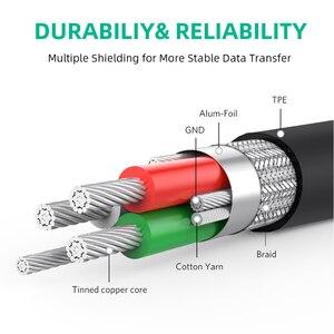 Image 2 - Cable USB 5A 4 en 1 para teléfono móvil, Cable cargador Micro USB tipo C para iPhone 12 Pro XR XS Max X Huawei, Cable de carga rápida de datos