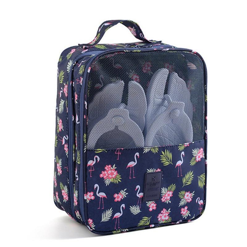 Travel Portable Shoes  Bag  Waterproof Shoe Cover Dustproof Shoe Bag For Women and Men sandals Shoes Storage Organizer XYLOBHDG