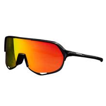 Okulary rowerowe MTB okulary rowerowe okulary przeciwsłoneczne sportowe okulary rowerowe Gafas Ciclismo 1 obiektyw UV400 Unisex okulary rowerowe tanie tanio 55mm Cycling Glasses oculos ciclismo MULTI 145mm Poliwęglan TR-90