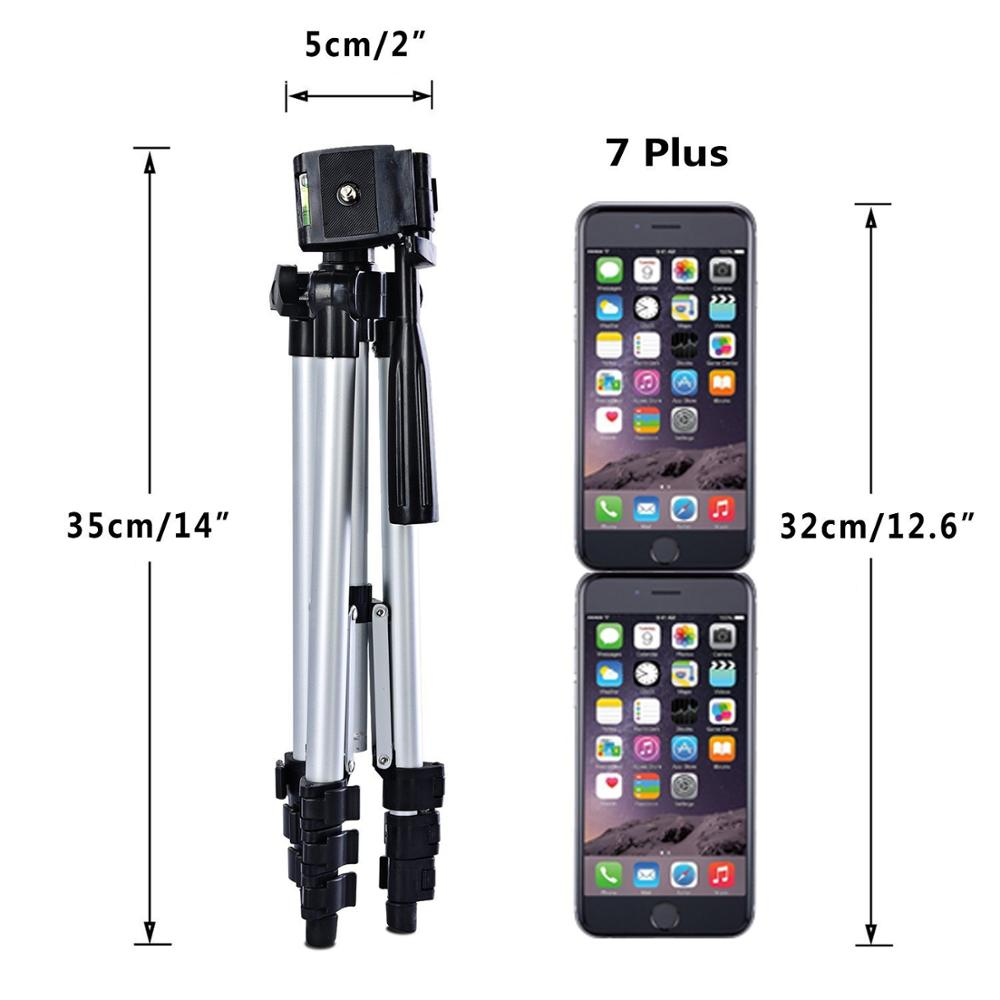 cheapest Photo LED Selfie Stick Ring Fill Light Dimmable Camera Phone Ring Lamp with Stand Tripod for Makeup Video Live Studio PU