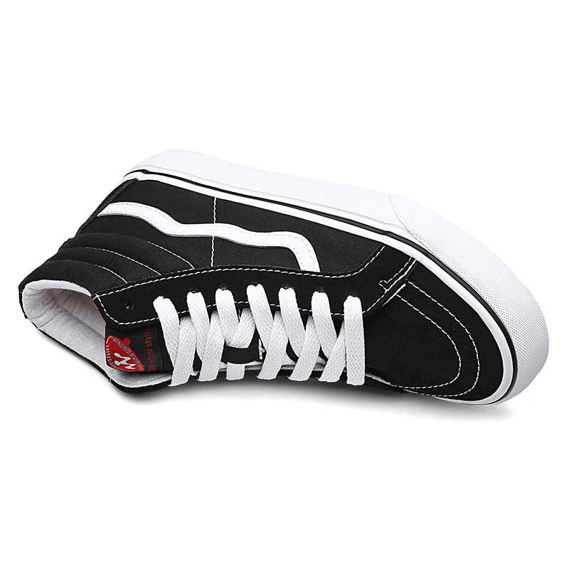 Sneakers Canvas Schoenen High-Top Klassieke WS008 Voor Mannen En Vrouwen Student Jeugd Casual Schoenen Wandelschoenen-factory Outlet