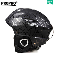 PROPRO Ski Helmet Protection Men Skiing Snowboarding Helmet Women Outsports Motorcycle Cycling Skateboard Skating Safety Helmet
