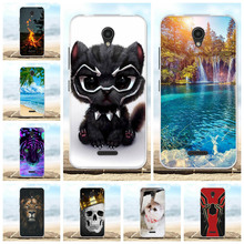 For Lenovo A Plus Cover Ultra Thin Soft Silicone TPU A1010a20 Case Beach Patterned A2016a40 Bumper Capa