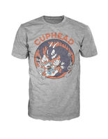 Cuphead, Mugman, Devil Adult Men T Shirt Tee S M L XL 2XL