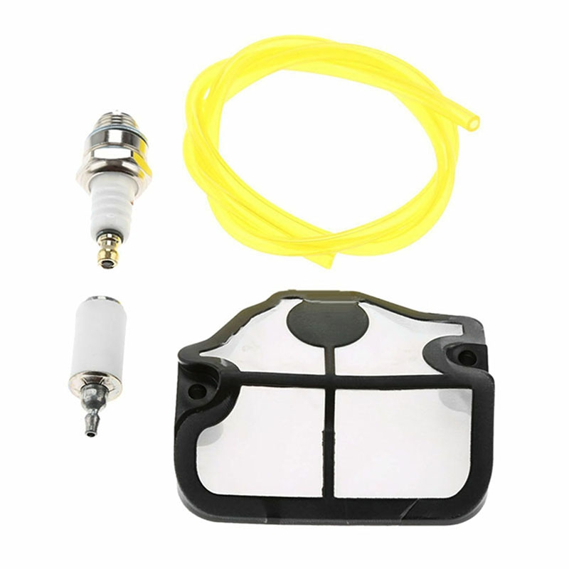New High-quality Durable Carburetor Air Filter Fuel Hose Kits Fit For Husqvarna 36 41 136 137 141 142 Chainsaw