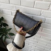 women Handbags 2020 Luxury Leather Chain Handbag New Fashion Shoulder Bag Womens Messenger Crossbody Bags bolsos de mujer de lon
