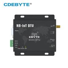 E840-DTU(NB-03) RS232 RS485 NB-IoT беспроводной модем приемопередатчик B5 частота 23dBm IoT модуль передачи данных