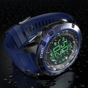 Image 4 - Lokmatスマート腕時計男性の心拍数モニター防水 50 メートルのbluetooth通話リマインダースポーツ時計スマートウォッチiosのandroid携帯