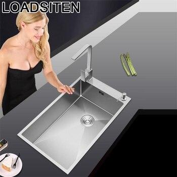 Fregadero De Cocina Para lavamanos Waschbecken, lavamanos Inoxidable, Fregadero De Cocina, Fregadero De Cocina