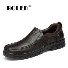 Plus Size Comfortable Men Casual Shoes Men Top Quality Men Flats Shoes Natural Leather Loafers Moccasins Shoes Zapatos Hombre plus size men flats shoes mesh breathable men shoes high quality men loafers moccasin fashion driving shoes zapatos hombre