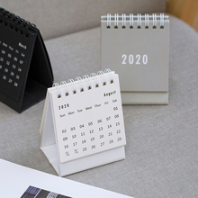 2020 To This Series of Small Desktop Paper Simple Calendar Dual Daily Scheduler Table Planner Yearly Agenda Organizer Calendar new 2019 small medium simple calendar table desktop calendar agenda organizer daily schedule planner 2018 09 2019 12