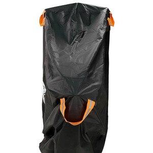 Image 3 - 265x105x125 XXL 210D 방수 프로텍터 오토바이 커버 유니버설 스쿠터 모터 자전거 먼지 야외 커버 코트
