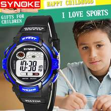 Sport Student Children Watch Boys Girls Watches kids Clock Child LED Digital Wristwatch Electronic Wrist Watch for Girl Boy Gift цена