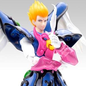 Image 4 - Tronzo modelo Greattoys GT Dasin DM TenKuu Senki Shurato Garuda King, Armadura de Leiga SHF, modelo de figura de acción, juguetes, regalos de navidad