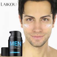 LAIKOU Hyaluronic Acid Face Cream Oil-control Men Lift Anti-Wrinkle Firming Shrink Pores Acne Day Cream Moisturizing Whitening