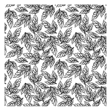 ZhuoAng Dense Leaves Background Clear Stamps For DIY Scrapbooking/Card Making/Album Decorative Silicon Stamp Crafts цены