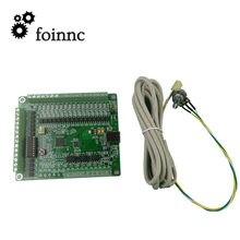 CNC MACH3 3-eixo USB placa de controle 500kHz Cartão de Controle de Cartão de Interface (NPN Version)