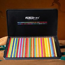 72Colors Colored Pencils Set Professional Tin Box Gift Water Soluble Drawing Sketch For School Student Gifts Art Supplies