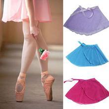 Summer Kids Girls Skirt Chiffon Cute Layered Ballet Tutu Skirt