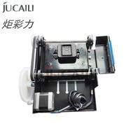 Jucaili inkjet Printer xp600/DX5/DX7/5113/4720 Single Head Cap Station Pump Assembly single motor ink stack capping station