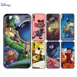 Image 1 - Silicone Cover Great Mouse Detective For Honor V30 30i 10X 30S 9A 9S 9X 30 9C 20 S V20 10i 10 7C Pro Lite Phone Case