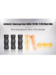 Timesvape Mech Mod Electronic Cigarette Keen 20700/21700 Vape-Tank for Copper Authentic