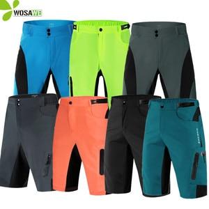 WOSAWE Men Loose Cycling Short