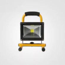 LED Wiederaufladbare Flutlicht 220 V 50 W 30 W 20 W Flutlicht Wasserdicht IP65 Reflektor Outdoor Camping Notfall licht