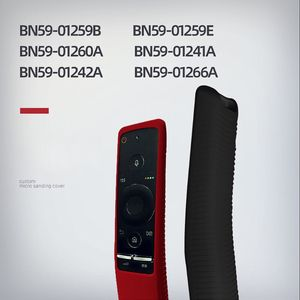 Image 4 - Schutzhülle Weiche Silikon Haut Fall für Samsung Smart TV Fernbedienung Kit Q39D