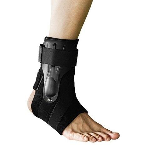 Nova Venda Tornozelo Cintas Bandage Esportes Segurança Ajustável Protetores Suporta Guarda pé Estabilizador Bandagem Proteção