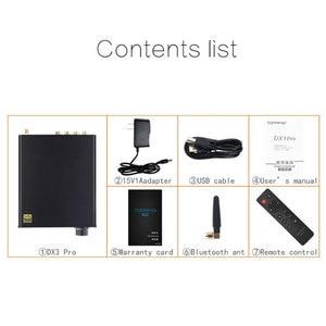 Image 5 - TOPPING DX3 Pro v2 LDAC HIFI USB DAC Bluetooth 5,0 аудиовыход для наушников XMOS XU208 AK4493 OPA1612 DAC DSD512 оптический