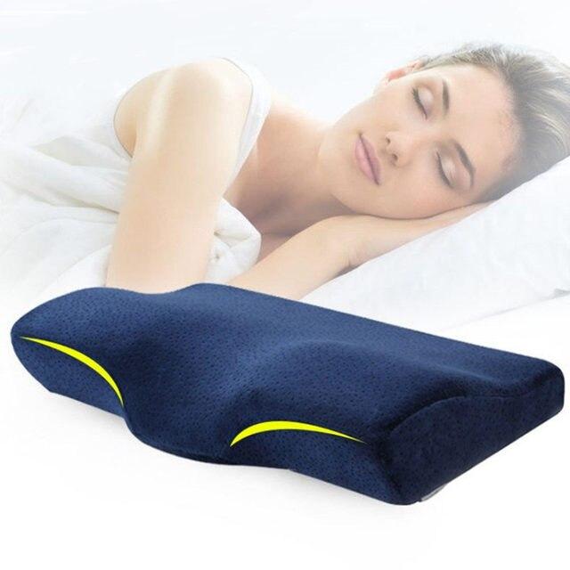 Memory Cotton Ergonomic Pillow 2
