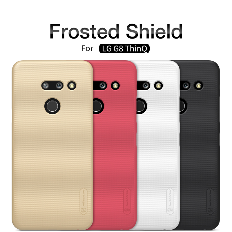 Case Cover For LG G8 Thind Phone Super Frosted Shield Case Back Cover For LG G8/V40 Thinq/G7/G8 Thinq Plastic Hard Case