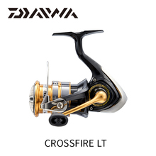 NEW DAIWA CROSSFIRE LT Spinning Fishing Reels 1000-XH/2000-XH/2500-XH/3000-CXH/4000-CXH/5000-CXH/6000-H 3+1BB Gear Ratio 5.7/6.2