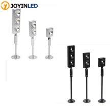Светодиодный 1 Вт 2 3 регулируемые Точечные светильники свет